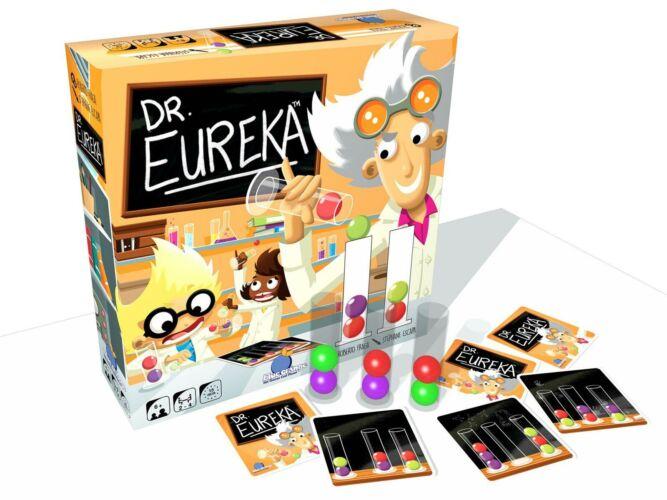Dr Eureka material