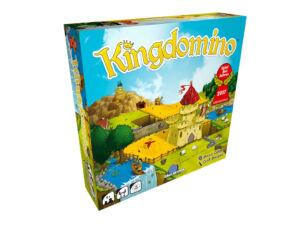 Kingdomino 3D Box