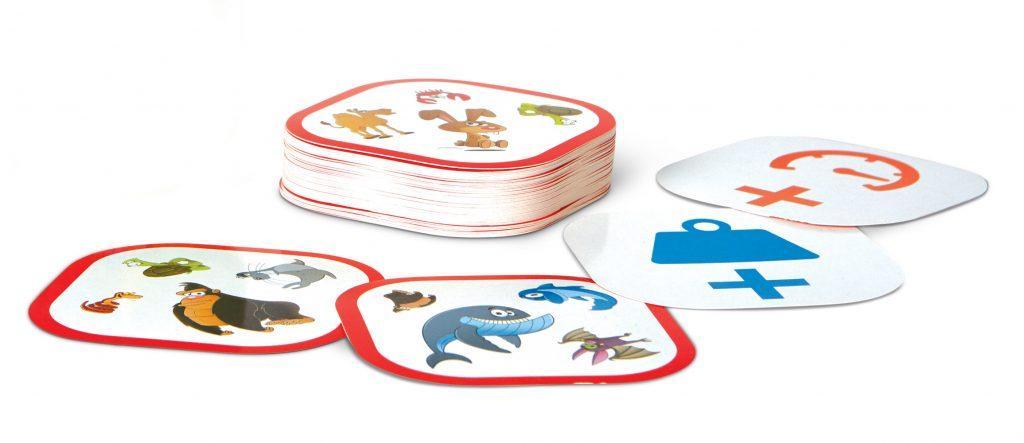 Quizoo cards