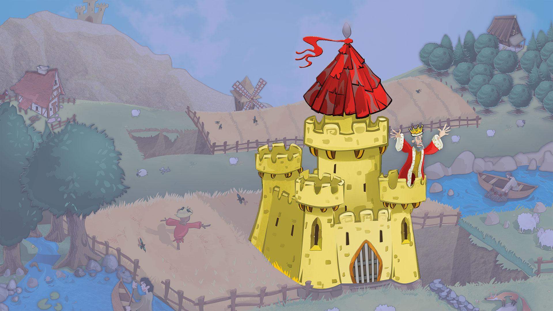 Background Kingdomino