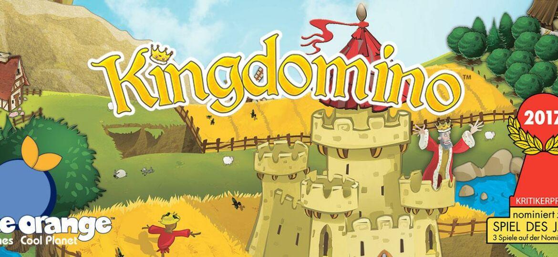 Kingdomino nommé au Spiel des Jahres 2017