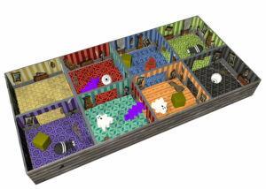 Panic Mansion game