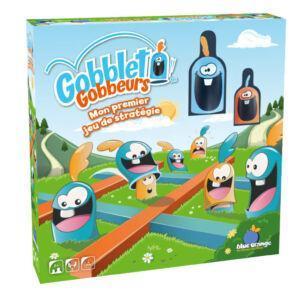 Gobblet Gobblers 3D Box