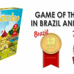 Game of the year in Brazil and Japan