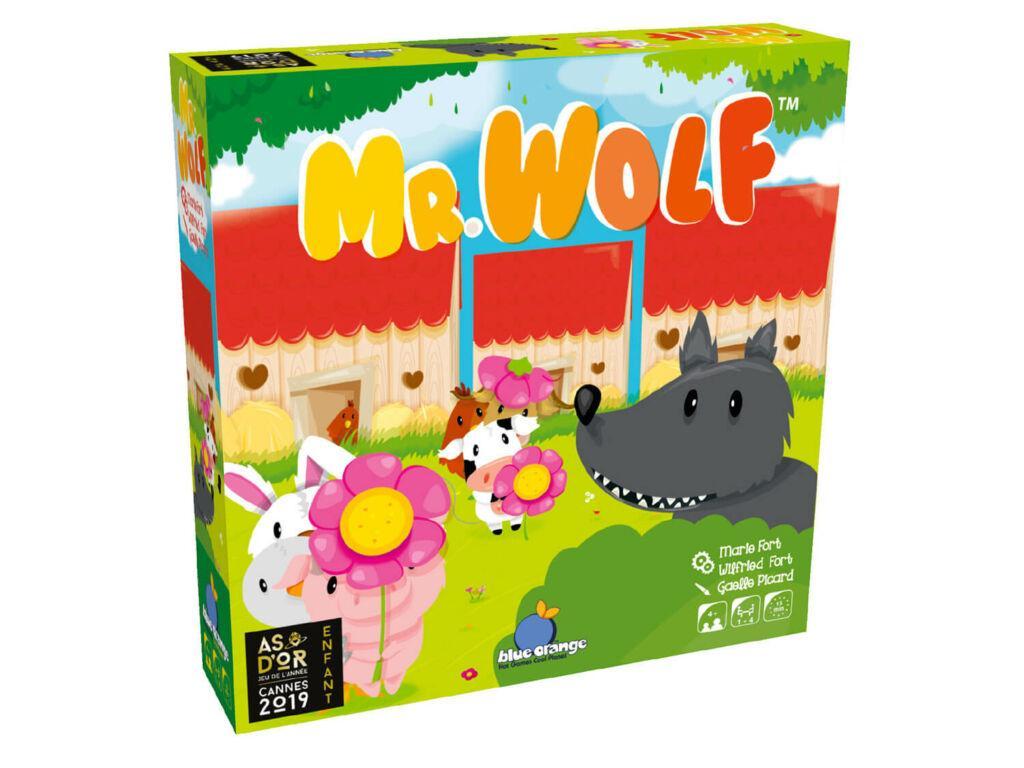 Mr Wolf 3D Box - As d'Or Enfant 2019