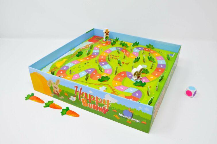 Happy Bunny gameplay