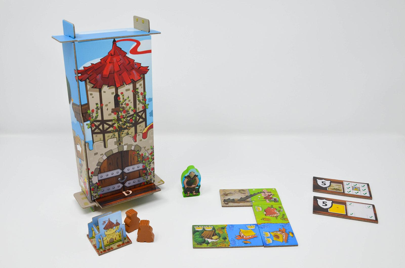 Age Of Giants components