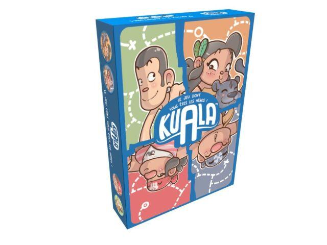 Kuala 3D Box