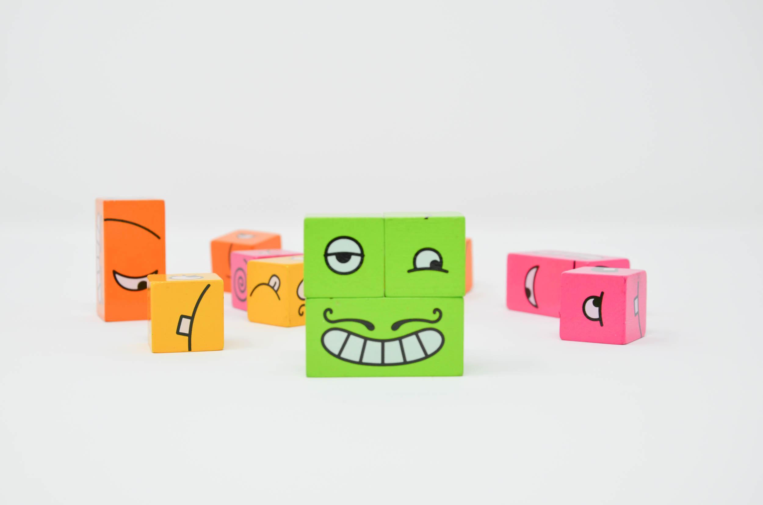 Cubeez components