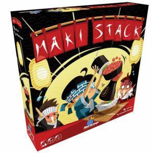 Maki Stack 3D Box