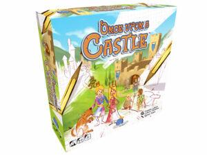 Once Upon a Castle 3D Box
