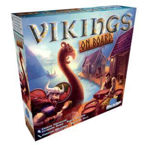 Vikings on Board 3D Box
