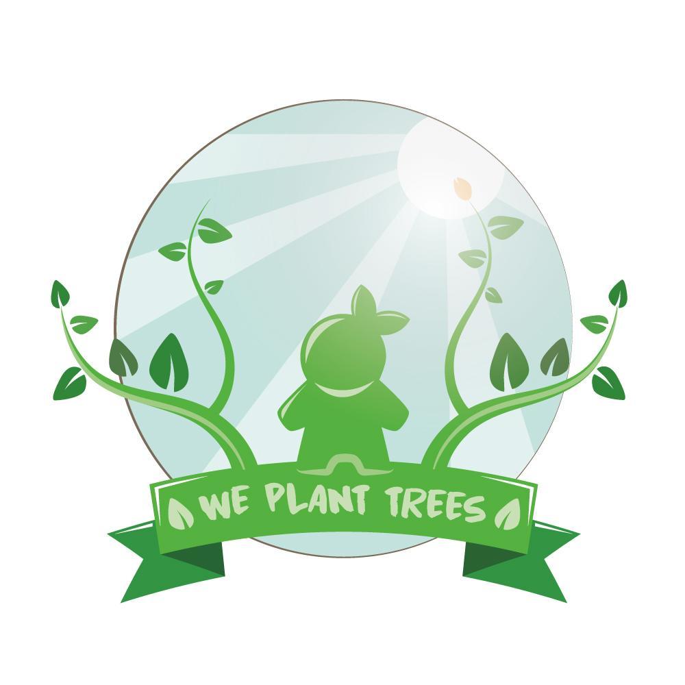 We plant trees