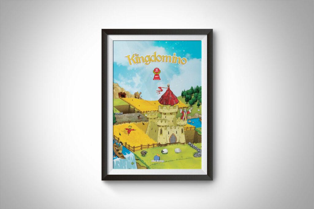 Kingdomino Poster