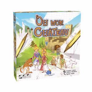 Oh Mon Chateau 3D Box