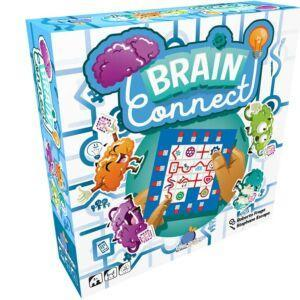 Brain Connect 3D Box