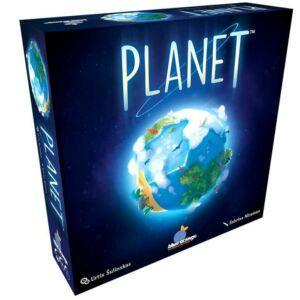 Planet 3D Box