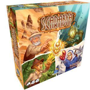 Scarabya 3D Box