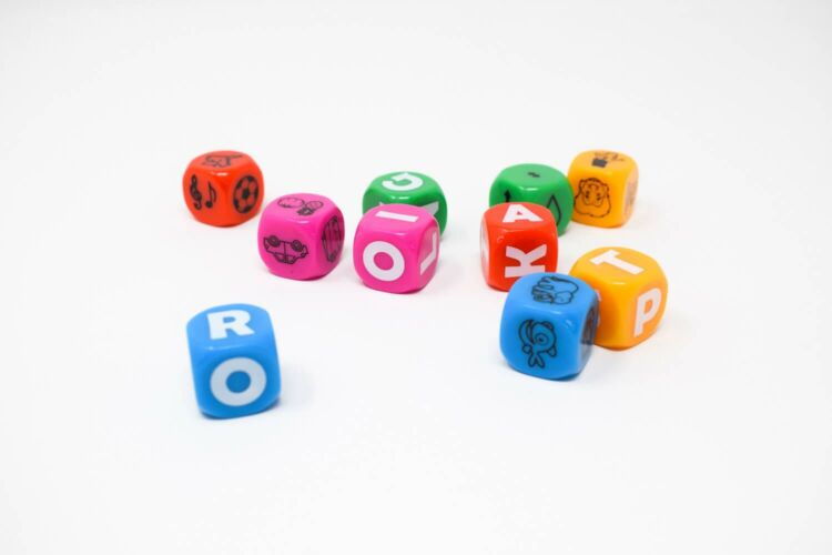 Dice Academy components