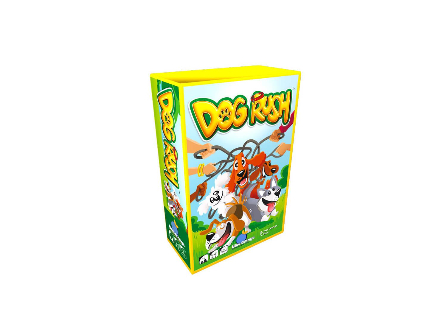 Dog Rush 3D Box