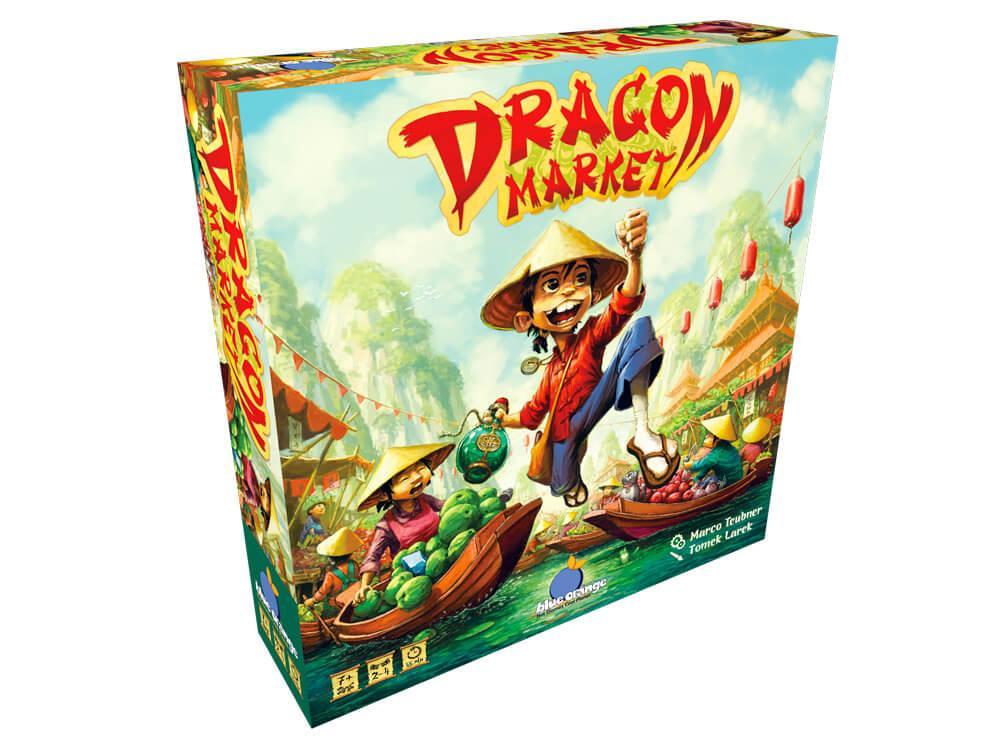 Dragon Market 3D Box