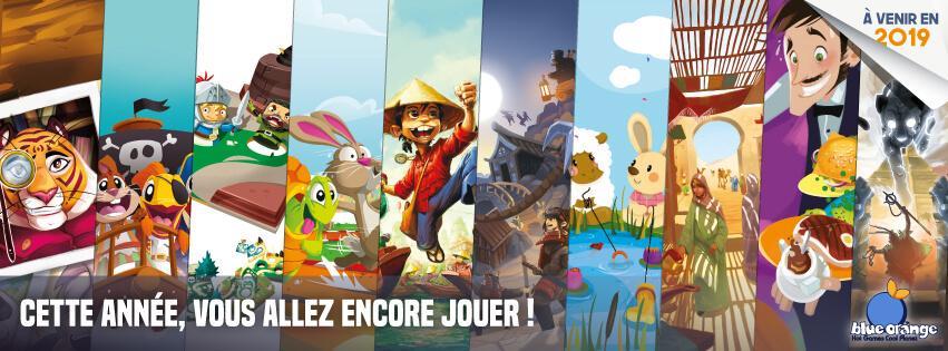 Sorties jeux BO 2019