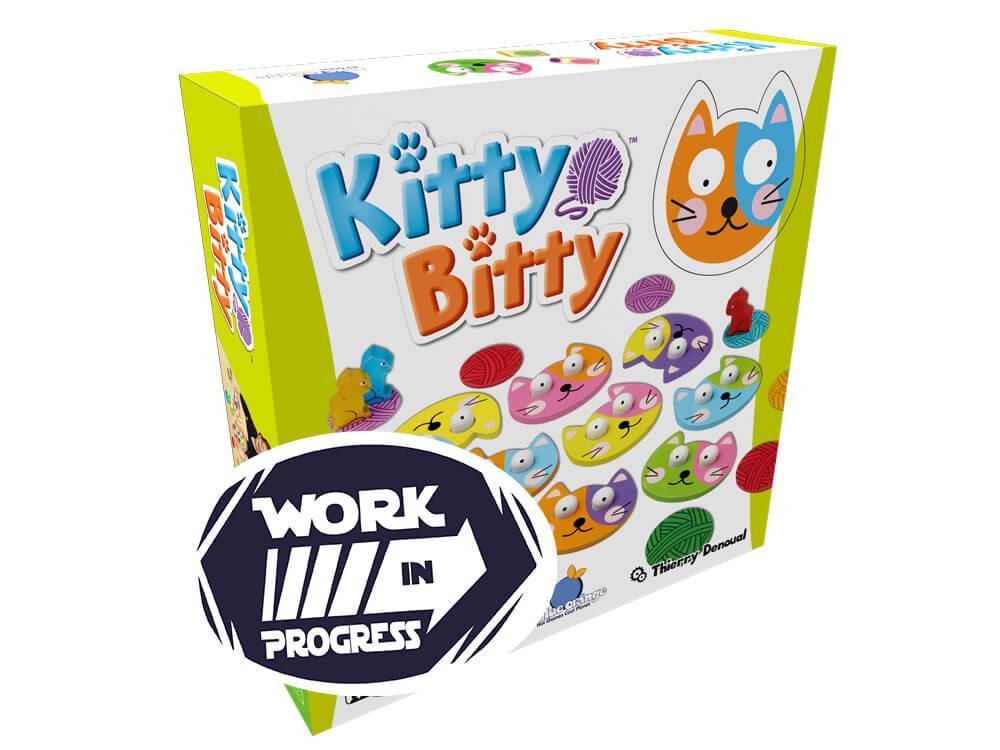 Kitty Bitty 3D Box WIP