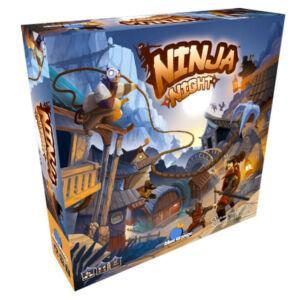 Ninja Night 3D Box