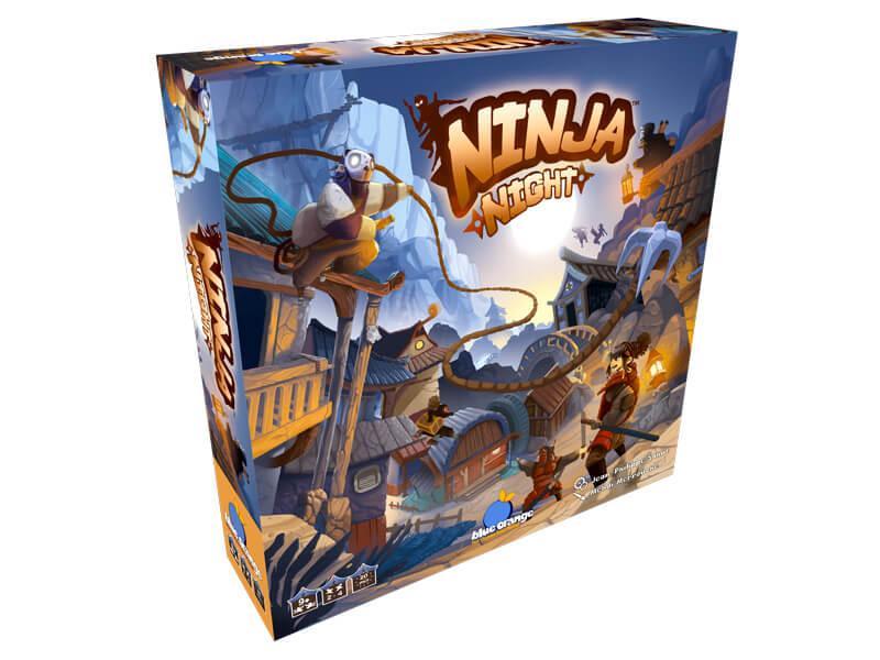 Ninja Night 3D Box