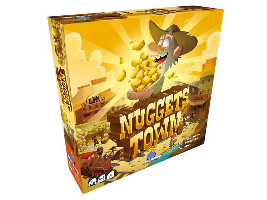 Nuggets Town 3D Box