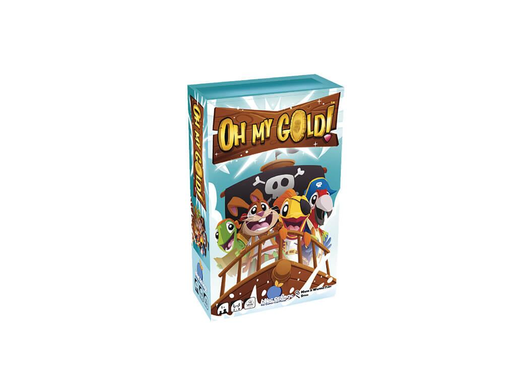 Oh My Gold 3D Box