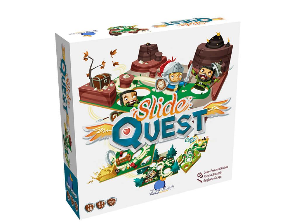 Slide Quest 3D Box