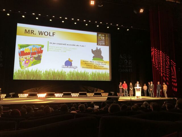 Mr Wolf remporte l'As d'Or