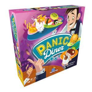 Panic Diner 3D Box