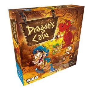 Dragon's Cave 3D Box