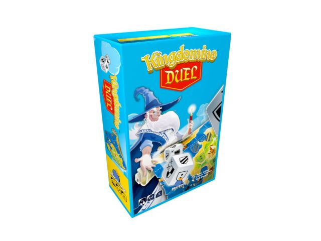 Kingdomino Duel 3D Box