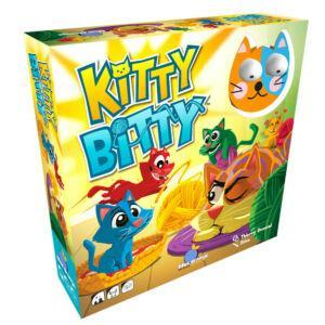 Kitty Bitty 3D Box