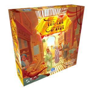 Tan-Tan Caravan 3D Box