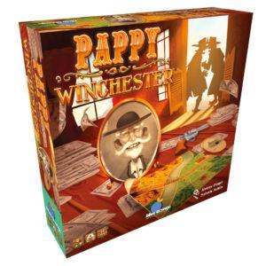 Pappy Winchester 3D Box
