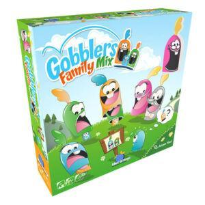 Gobblers Family Mix 3D Box