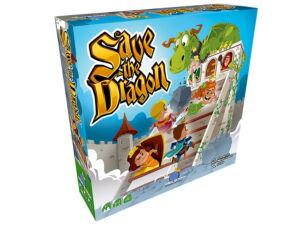 Save The Dragon 3D Box