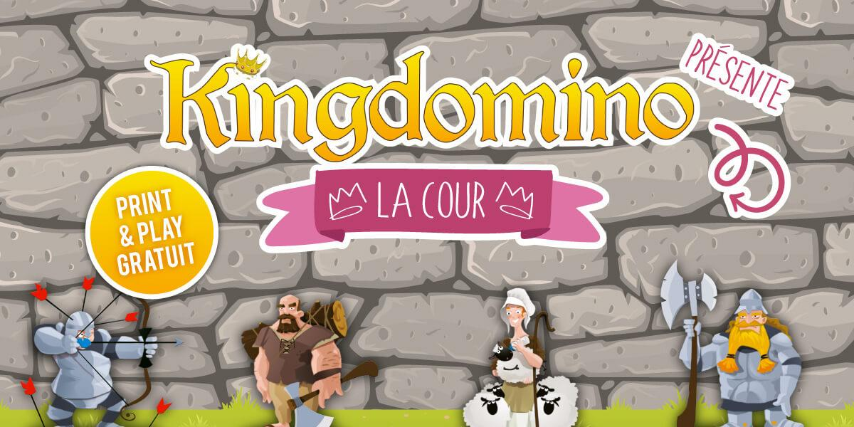 Extension Kingdomino La Cour Print and Play
