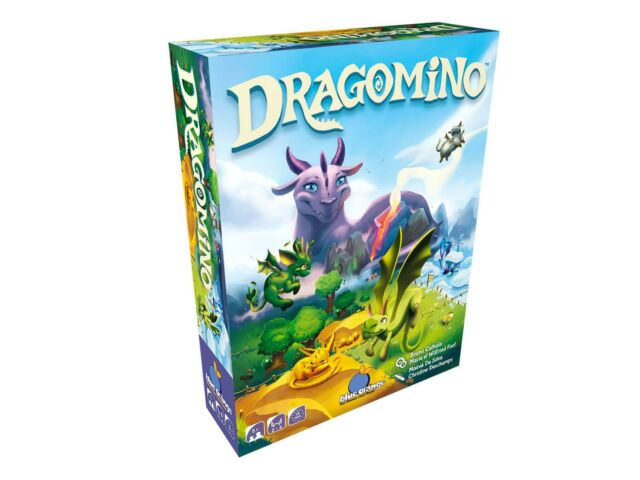 Dragomino 3D Box
