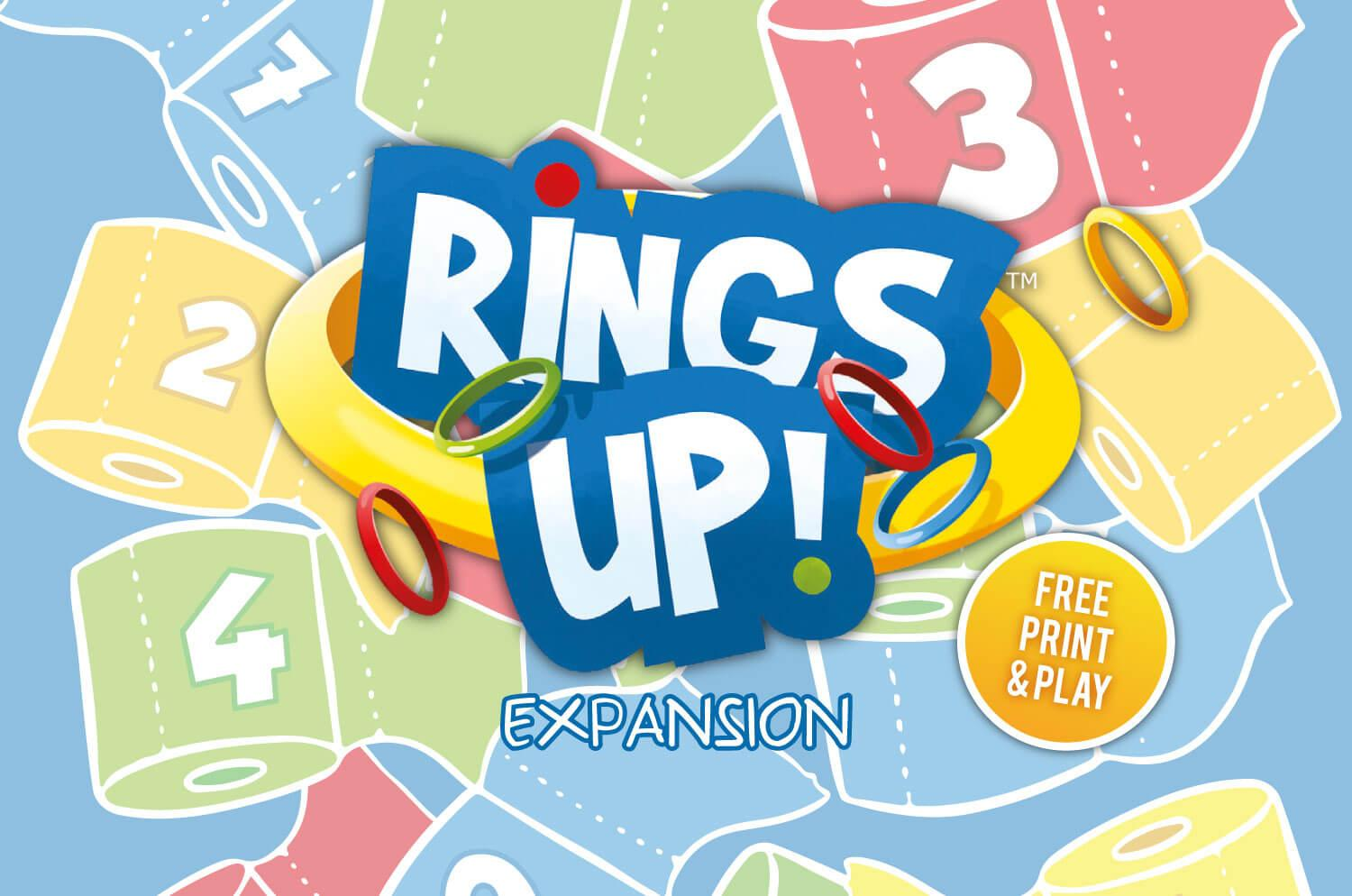 Print and Play Rings Up! expansion