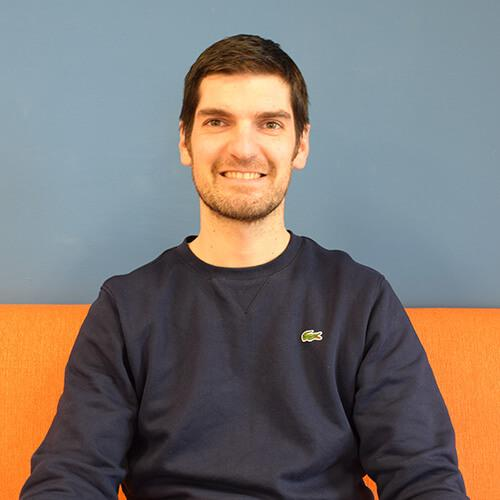 Portrait Steve Koch