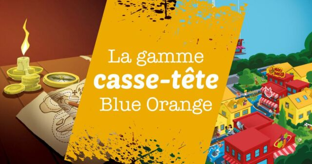 Gamme casse-tête Blue Orange