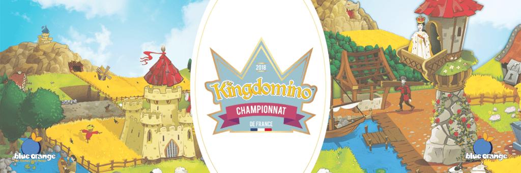 Bannière Championnat de France de Kingdomino