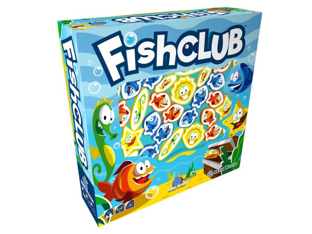 Fish Club 3D Box