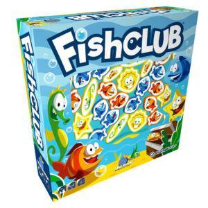 Fish Club 3D Box