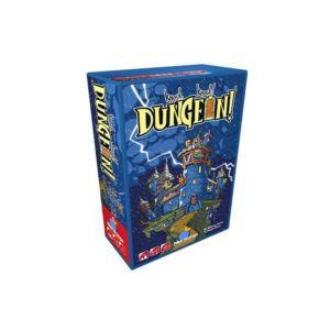 Knock Knock Dungeon 3D Box
